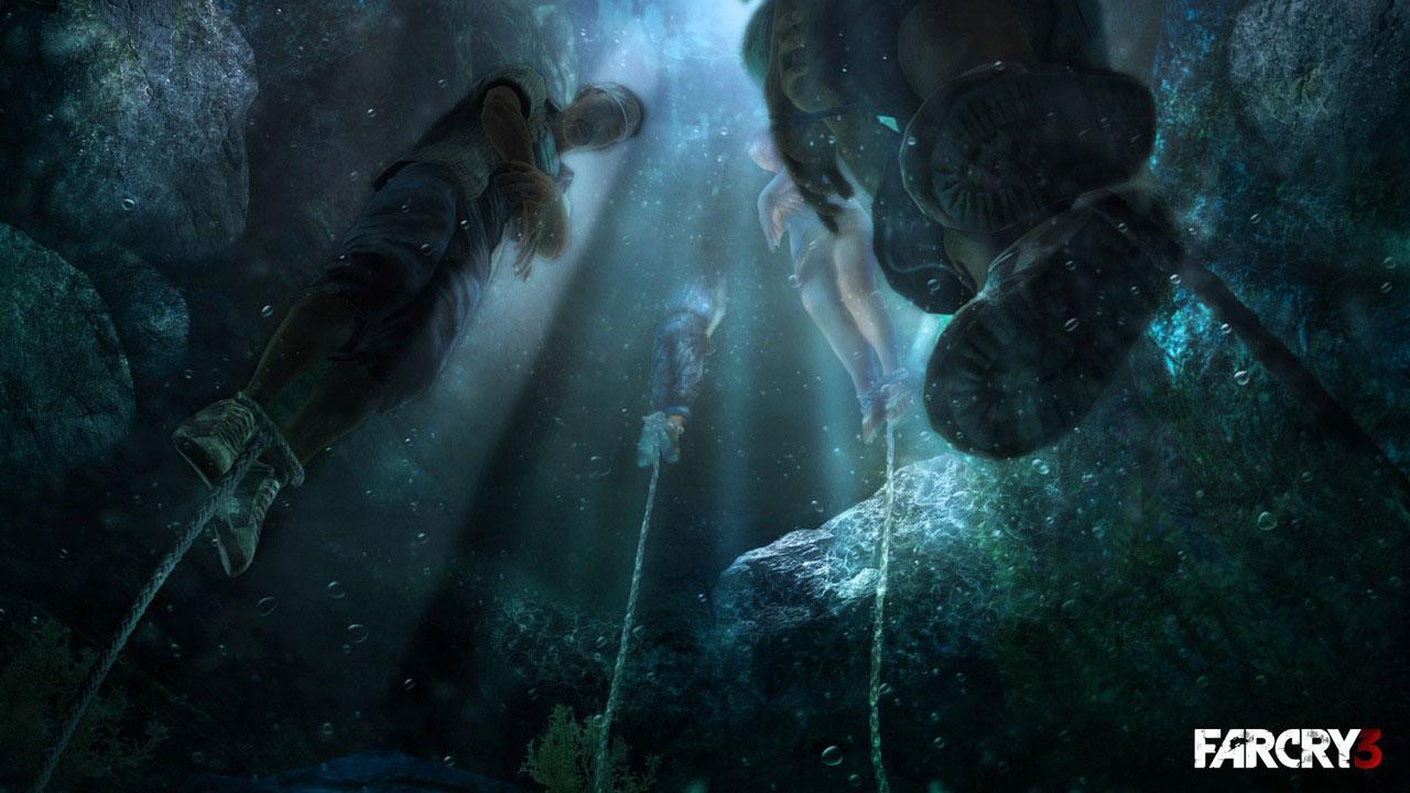 孤岛惊魂3最新游戏截图大全
