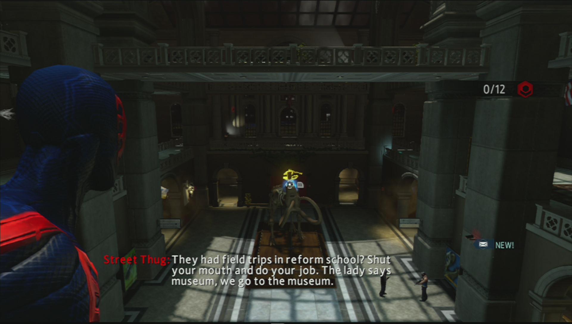 神奇蜘蛛侠2最新游戏截图赏