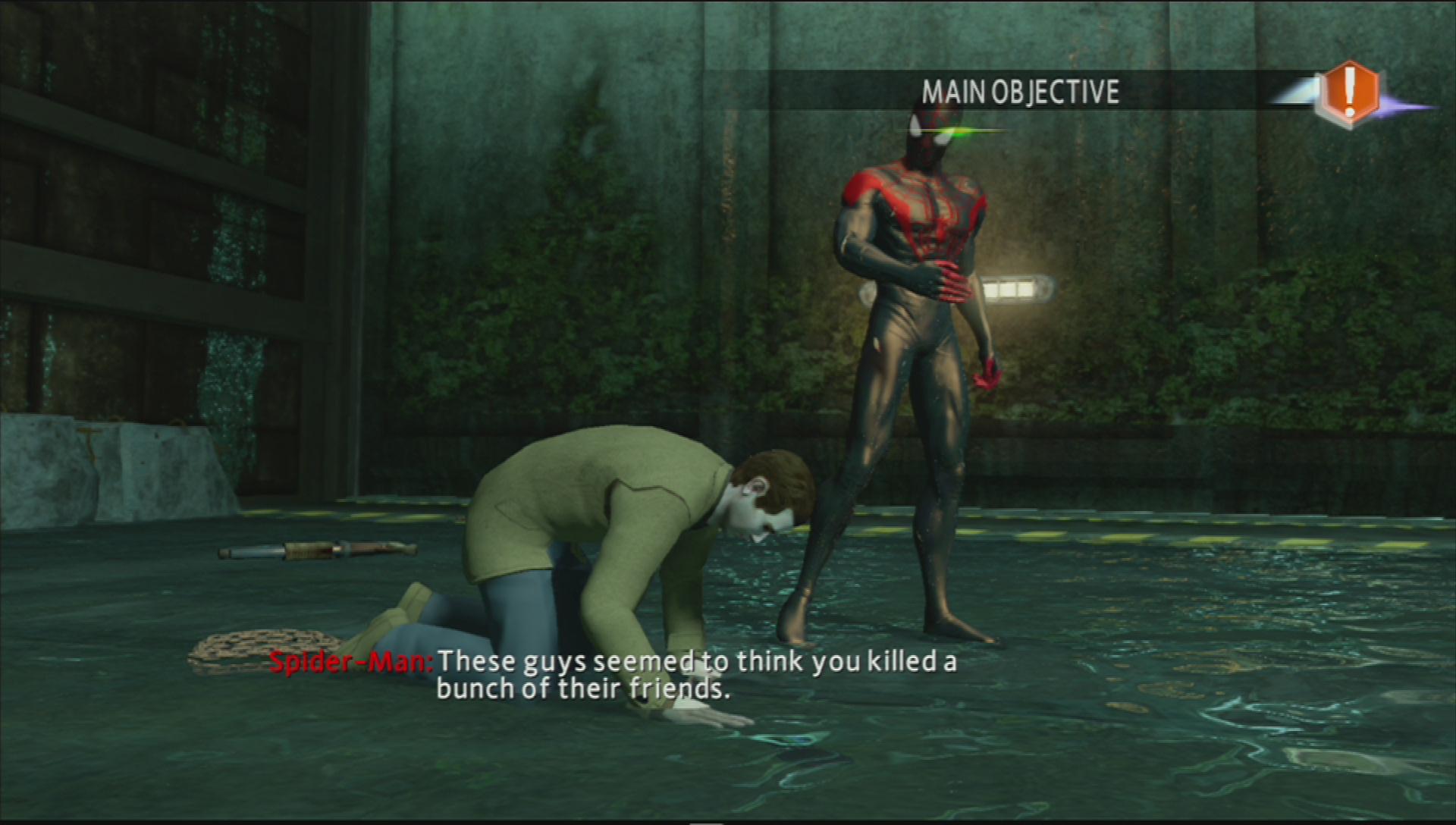 神奇蜘蛛侠2游戏截图大全
