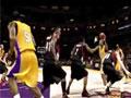NBA2K14湖人vs开拓者视频欣赏 科比大放光