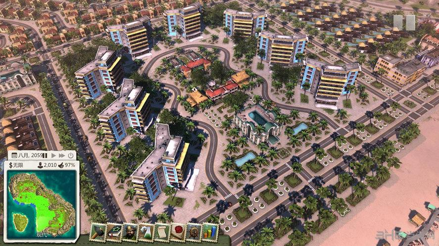 海岛大亨5特大城市玩法存档图片