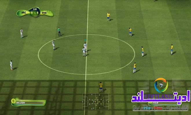 FIFA14巴西世界杯截图7