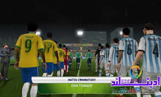 FIFA14巴西世界杯截图6