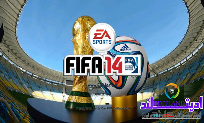 FIFA14巴西世(shi)界杯截�D0