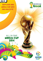FIFA14巴西世界杯(FIFA14 World Cup 2014)PC中文整合版