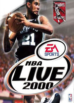 NBA Live 2000硬盘版