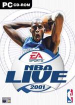 NBA Live 2001破解版