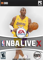 NBA LIVE X繁�w中文版
