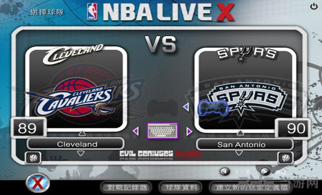 NBA LIVE X截图2