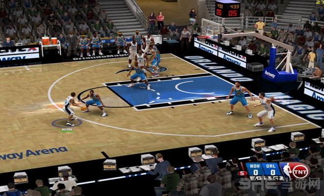 NBA LIVE X截�D5