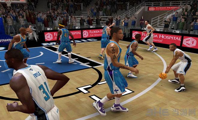 NBA LIVE X截图6