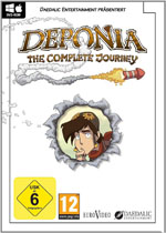德波尼亚:完整旅程(Deponia:The Complete Journey)破解版v3.3.0155