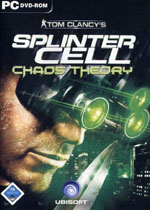 �胞分裂3混沌理�(Splinter cell chaos theory)硬�P版