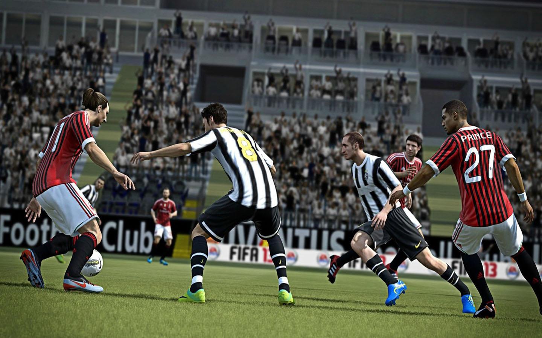 FIFA13最新高清游戏壁纸