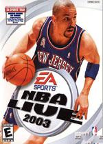 NBA Live 2003硬�P版