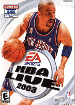 NBA Live 2003Ӳ�̰�