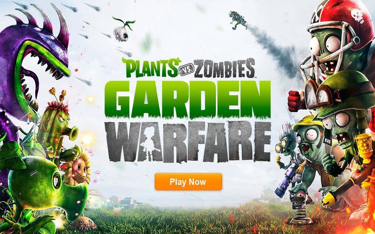 植物大战僵尸花园战争高清壁纸大全