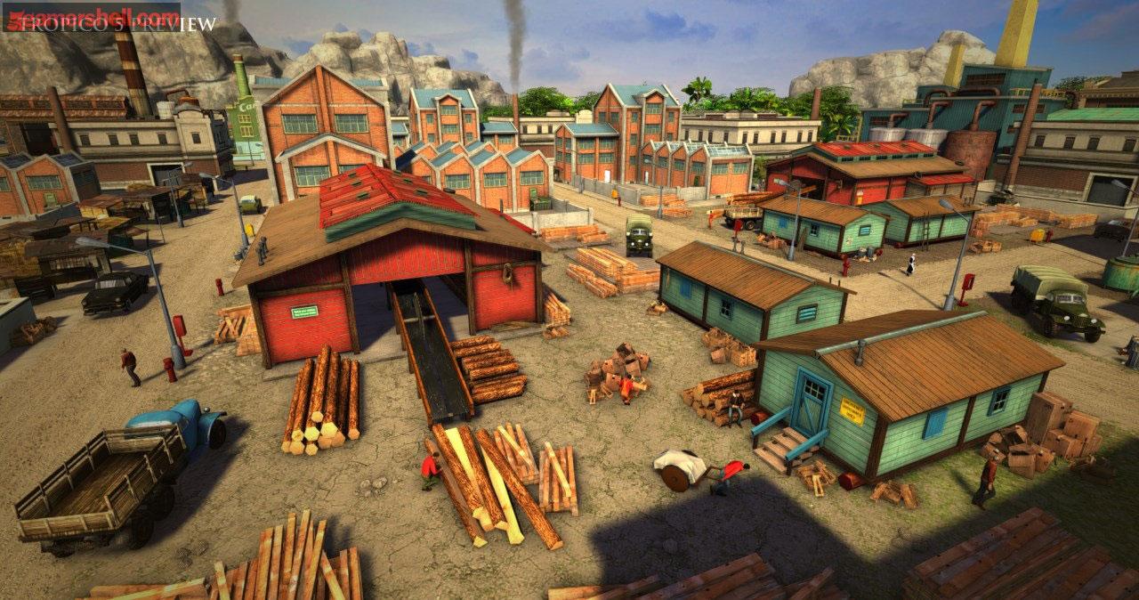 海岛大亨5游戏截图赏 精美画质令人沉迷