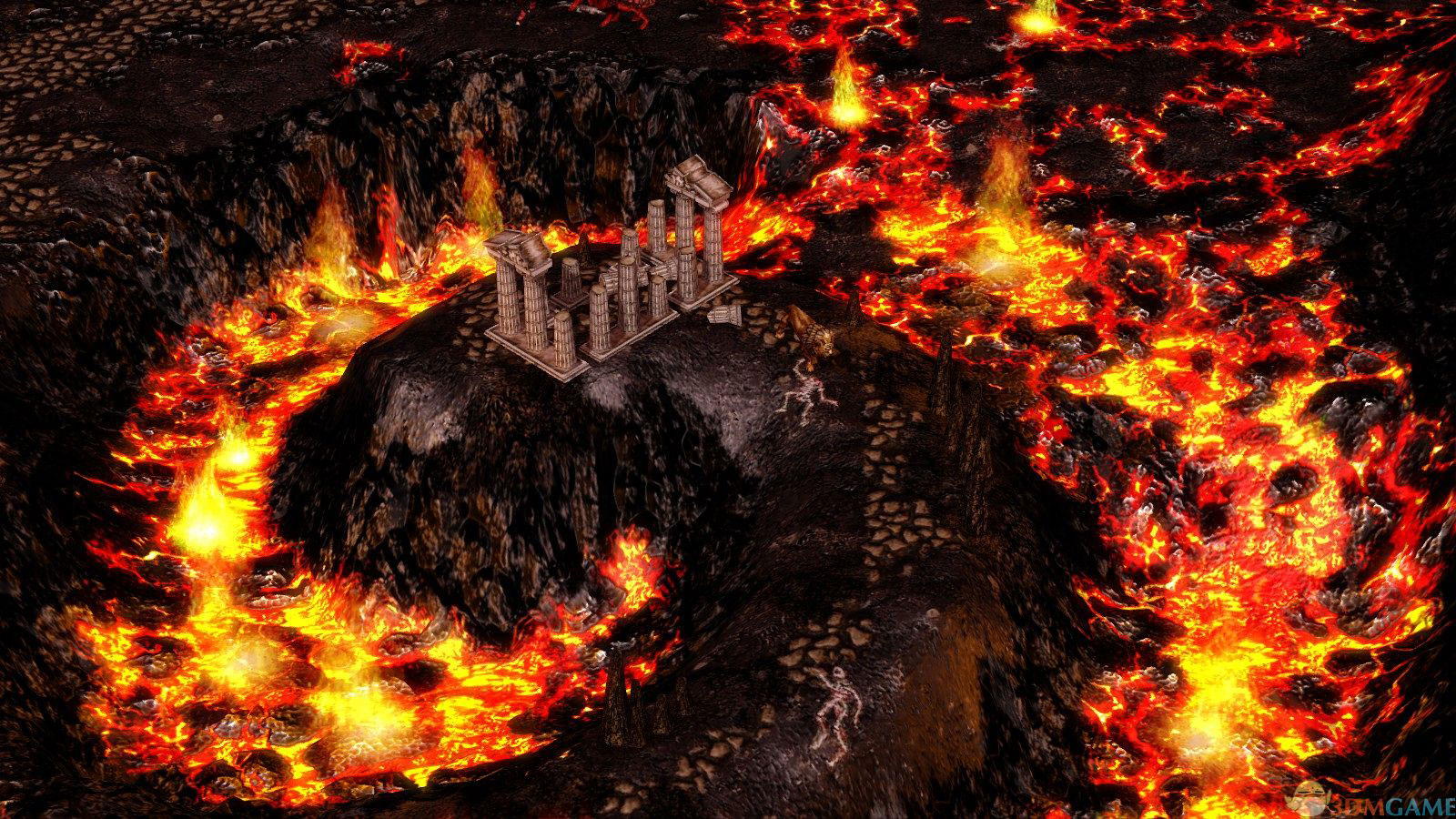 神话时代扩展版游戏截图 超清画质值得体验