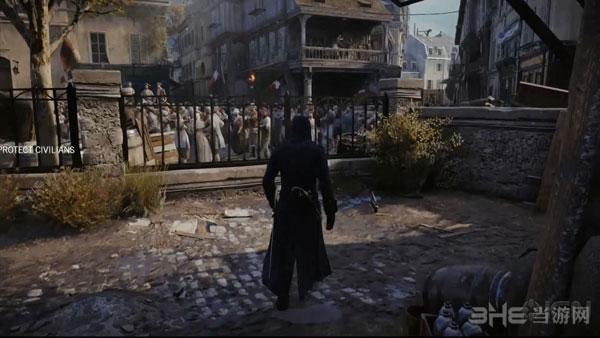 E3 2014:刺客信条大革命10月28日揭开神秘面