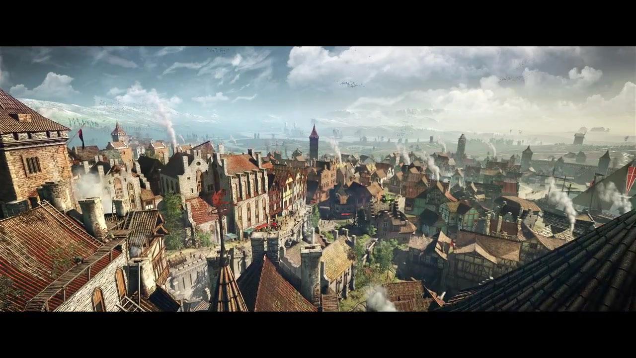 巫师3狂猎游戏截图曝光 超清画质值得期待
