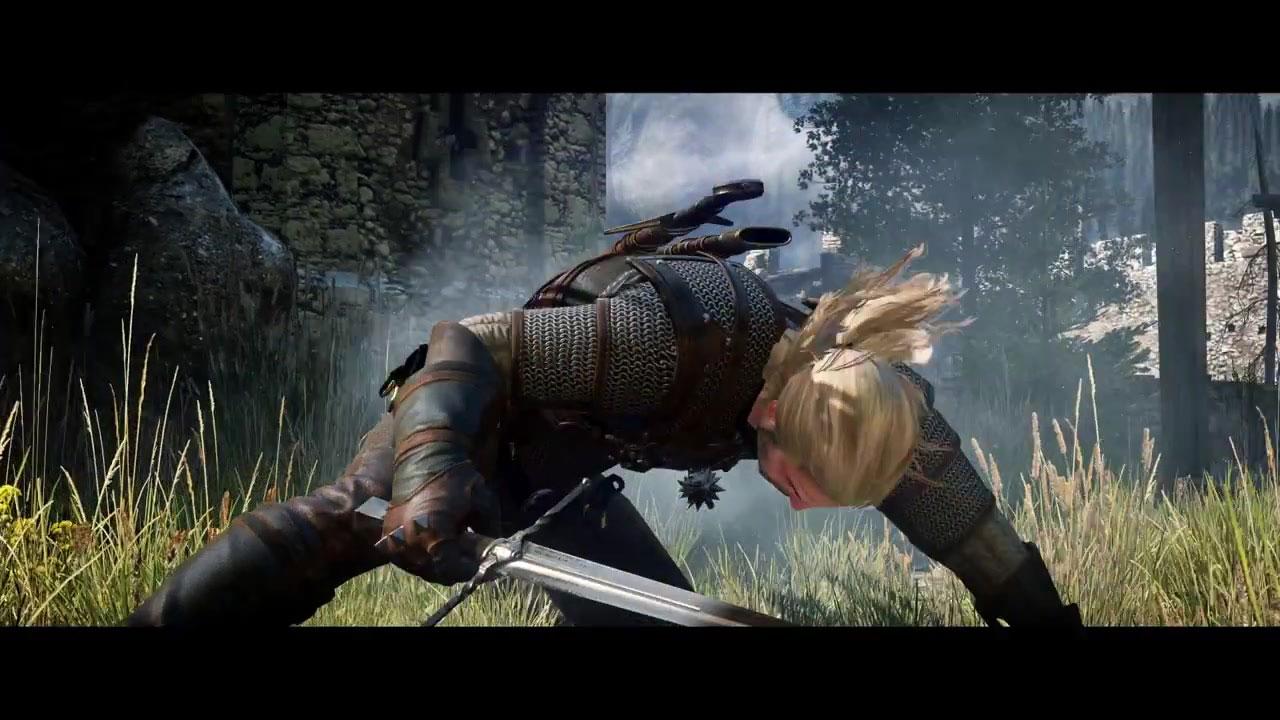 巫师3狂猎最新游戏截图曝光 次世代大作即