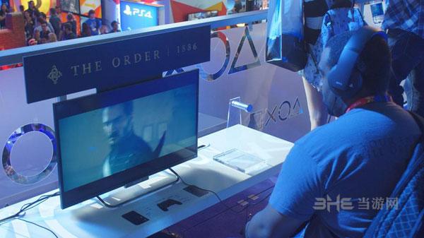 E3 2014游戏展展会现场1