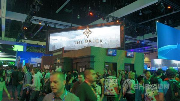 E3 2014游戏展展会现场2