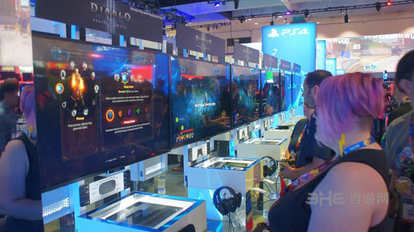 E3 2014游戏展展会现场3