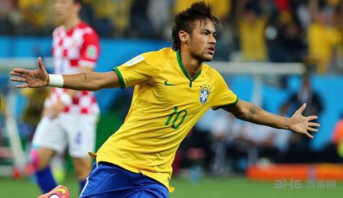 巴西世界杯巴西队VS克罗地亚赛程 3比1巴西队完胜