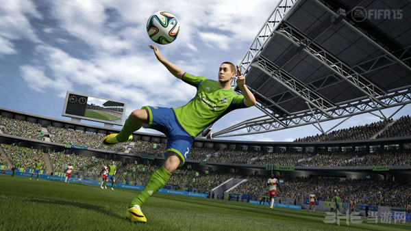 FIFA15游戏截图1