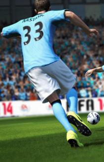 FIFA14最新游戏截