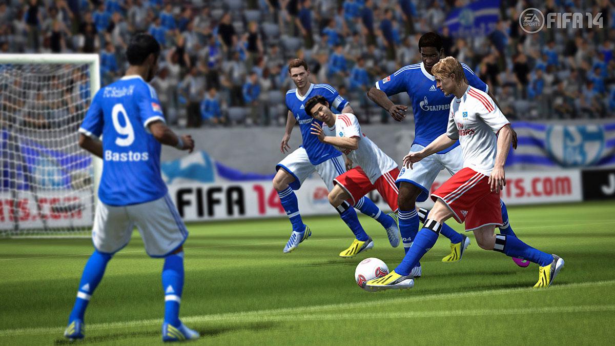 FIFA14游戏截图曝光 经典之作再来袭