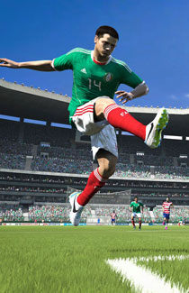 FIFA14游戏截图曝