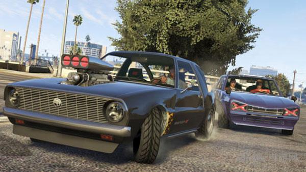 GTA5最新车型图片2