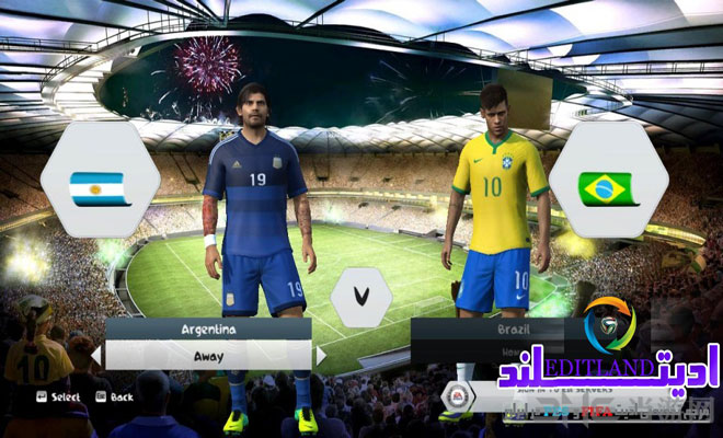 fifa14巴西世界杯游戏截图3