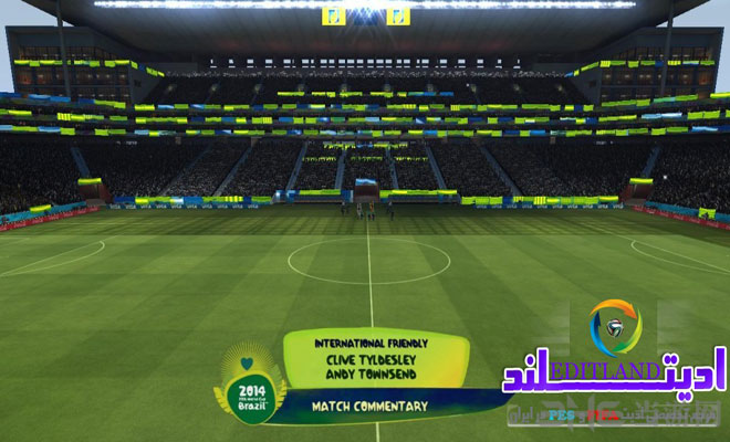 fifa14巴西世界杯游戏截图1
