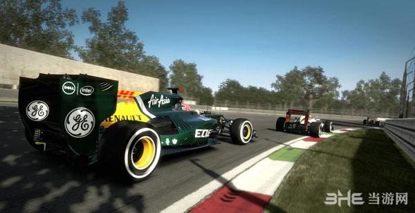 F1 2012最新截图1