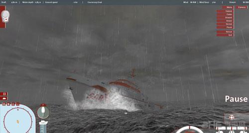 2014年7月最新单机游戏-模拟航船:海上搜救