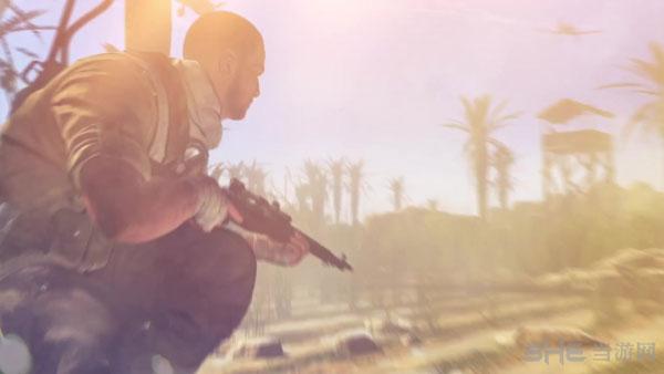 狙击精英3游戏截图2