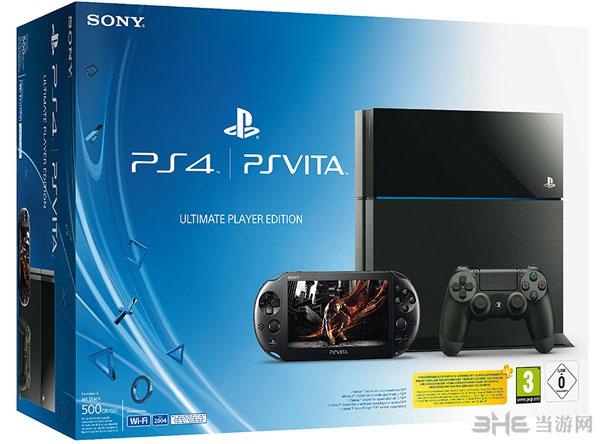 PS4/PSV终极捆绑套装1