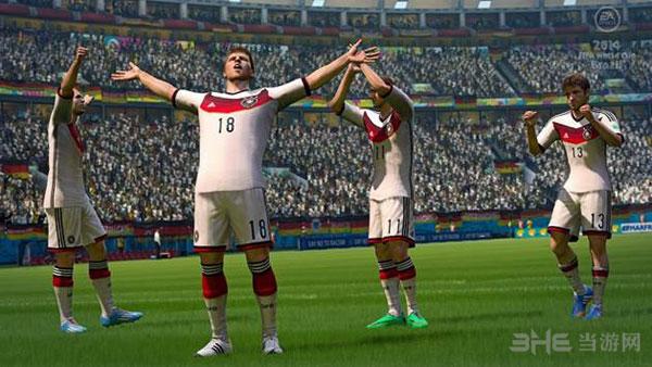 FIFA14预测巴西世界杯冠军