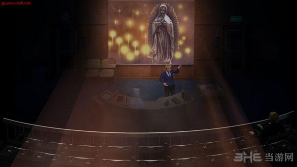 加百利骑士罪恶之父游戏截图2
