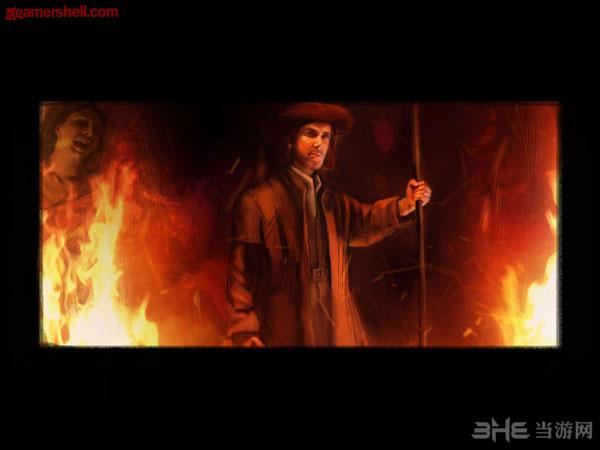 加百利骑士罪恶之父游戏截图1