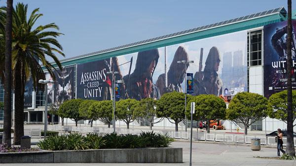E3 2014游戏展图片2