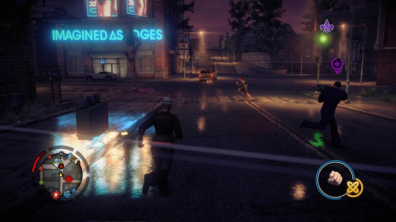黑道圣徒4最新游戏截图放出 节操在哪里