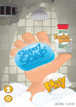 滑溜溜的肥皂电脑版(Slippery Soap)PC安卓版v1.5