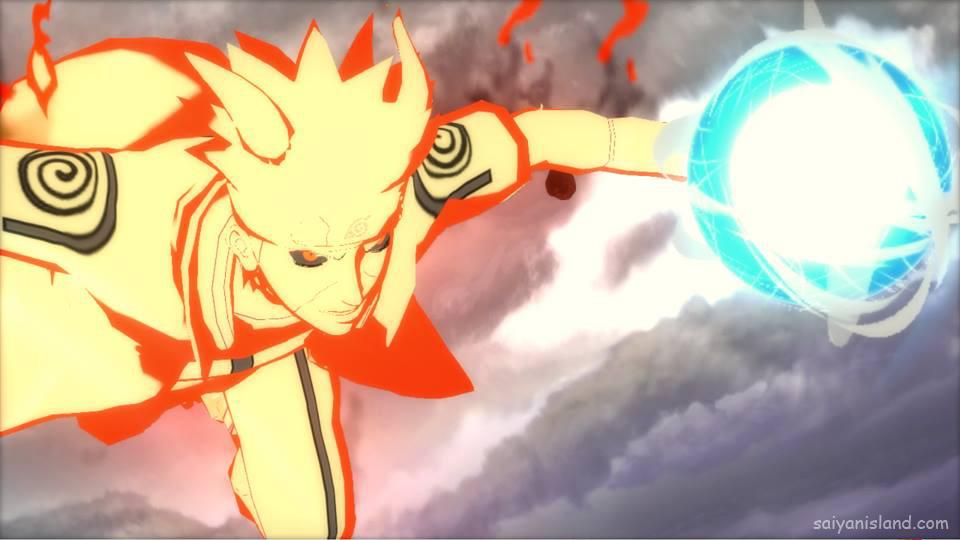 火影忍者究极忍者风暴革命游戏截图