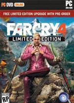 孤岛惊魂4(FarCry 4)PC黄金汉化含DLC破解版v1.10.1