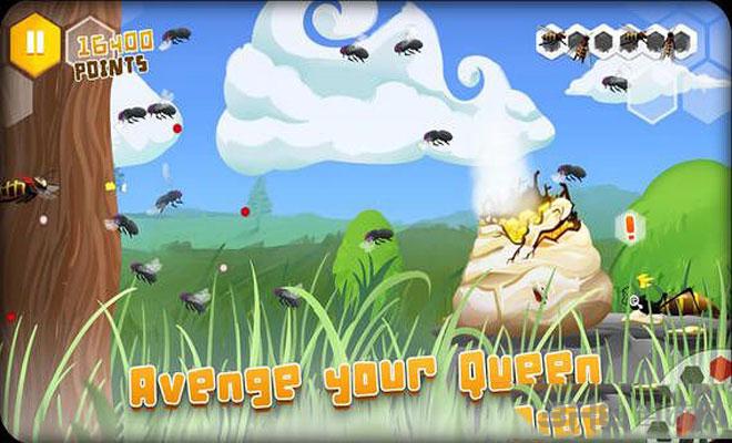 蜜蜂战士截图3